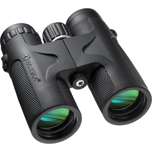 Blackhawk Binoculars Black 12x42mm Bak-4 w|Green Lens