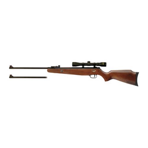 Beeman 1072 Grizzly X2 177|22 Combo Air Rifle Break Open