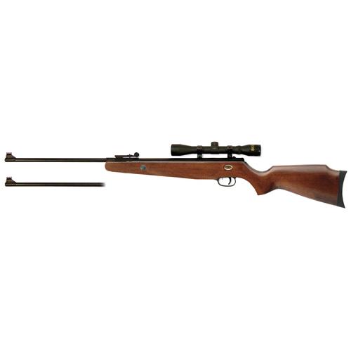 Beeman 1073GP Grizzly X2 177|22 Combo Air Rifle Break Open