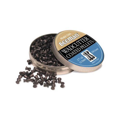Beeman Precision Airgun Wadcutter Pellets .177 Cal 250CT