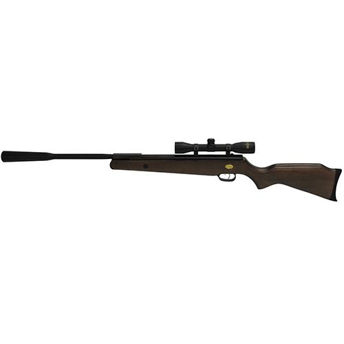 Beeman 1153QT Quiet Tek Air Rifle Break Open .177 Pellet Black