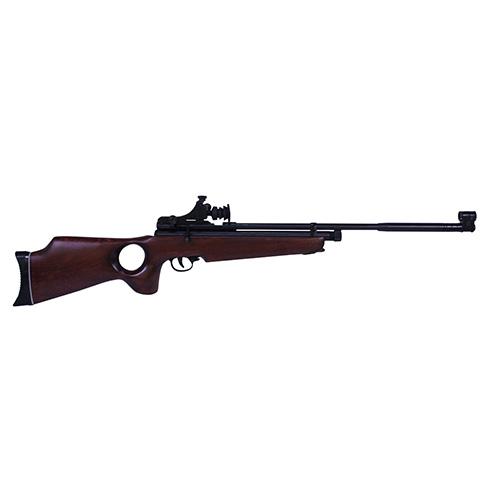 Beeman AR2078-177 SAG CO2 Air Rifle .177 Caliber with Thumbhole Stock