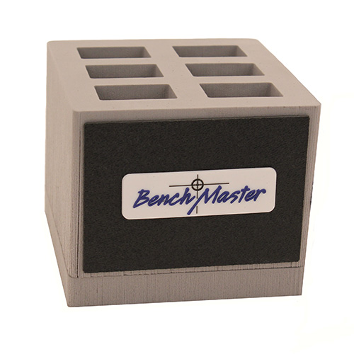 BenchMaster BMWRDS9MR6 Double Stack Rac for 9mm Magazines WeaponRac Rack for 6 9mm Magazines