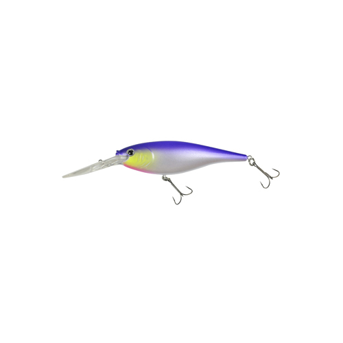 Berkley 1316756 Flicker Shad Hard Bait 2 3|4 in.  Length, 11'-13' Swimming Depth, 2 Hooks, Uncle Rico, Per 1