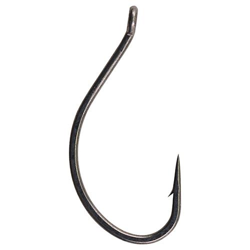 Berkley 1362195 Fusion19 Hooks Drop Shot Size 4, Smoke Satin, Per 8