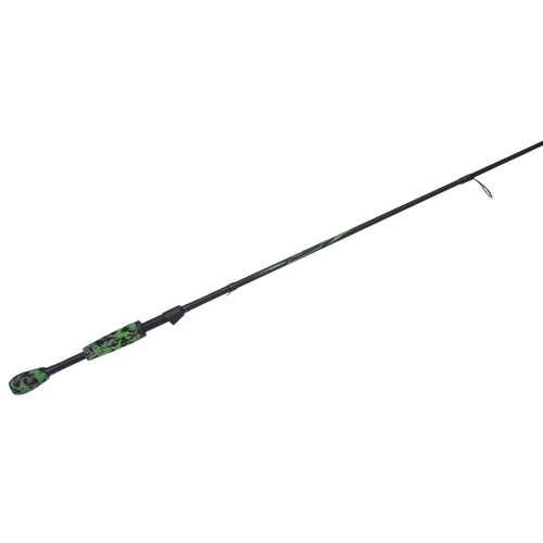 Berkley 1363581 AMP Spinning Rod 5'6 in.  Length, 2 Piece Rod, 4-8 lb Line Rate, 1|16-3|8 oz Lure Rate, Light Power
