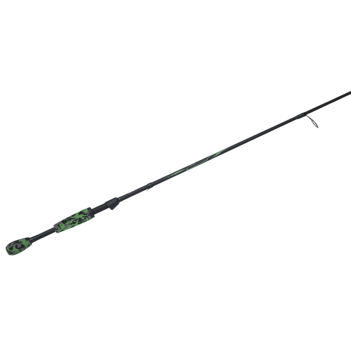 Berkley 1363584 AMP Spinning Rod 6'6 in.  Length, 2 Piece Rod, 8-14 lb Line Rate, 1|4-5|8 oz Lure Rate, Medium Power