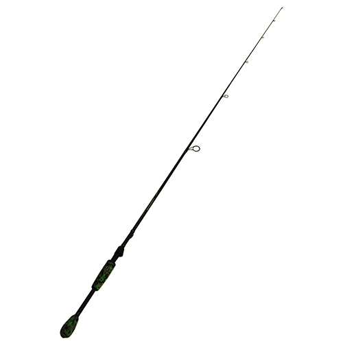 Berkley 1363585 AMP Spinning Rod 6'6 in.  Length 1pc Rod, 6-12 lb Line Rate, 1|8-1|2 oz Lure Rate, Medium|Light Power