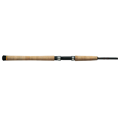 Berkley 1363733 Buzz Ramsey Air Series Spinning Rod 9' Length, 2 Piece Rod, 6-10 lb Line Rate, 1|8-3|4 oz Lure Rate, Light Power