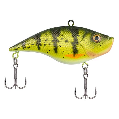 Berkley 1375344 Warpig Hard Bait 2 3|8 in.  Length, 2 Hooks, Yellow Perch, Per 1