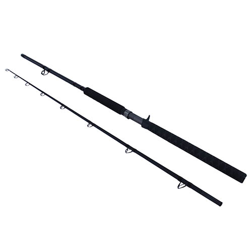 Berkley 1404067 ECAT Casting Rod 7'6 in.  Length, 2pc Rod, 12-30 lb Line Rate, 1-4 oz Lure Rate, Medium|Heavy Power