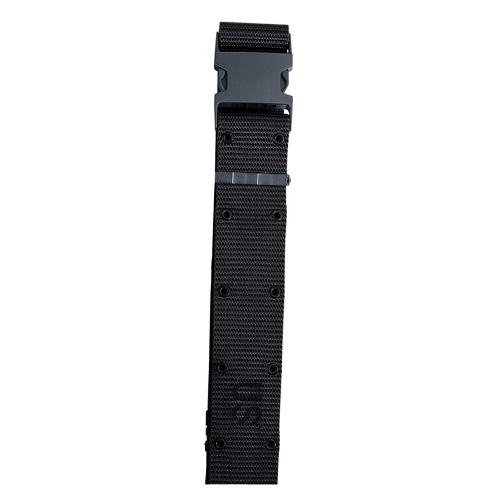 Bianchi 13599 Web Pistol Belt M1020 One Size-30-48 in.  Black Nylon in.