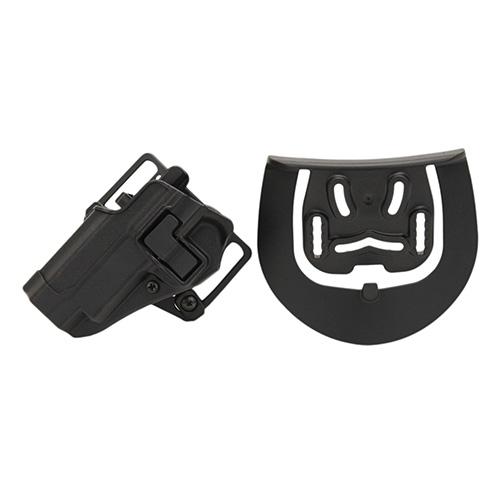 Blackhawk 410510BKL Serpa CQC Concealment LH S&W 5900 & Certain 4000 Series Polymer Black