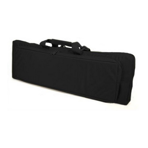 Blackhawk 65DC35BK Discreet Weapons Carry Case 35 1000D Textured Nylon Black in.