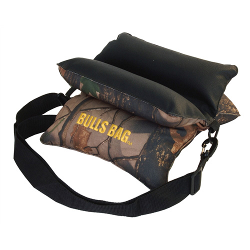Uncle Buds Bulls BagShooting Rest 10&quot Tuff-Tec|Tree Camo