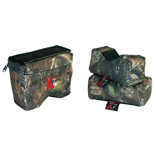 Uncle Buds M0003 X-3 BullS Bag 3Pc Camo