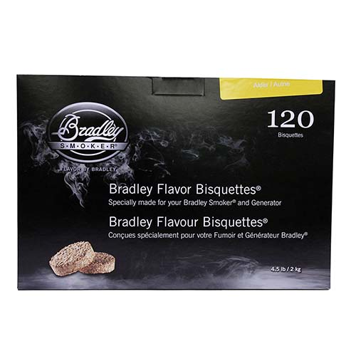 Bradley Technologies Bisquettes (120 Pack)