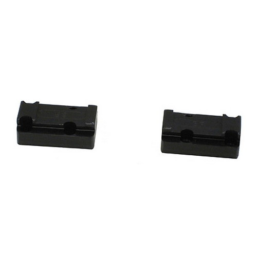 Browning 12334 2-Piece Base For Browning X-Bolt X-Lock Style Black Matte Finish