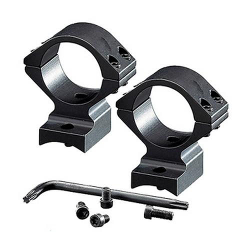 Browning 12380 Integrated Ring Base Set Abolt WSSM, Standard