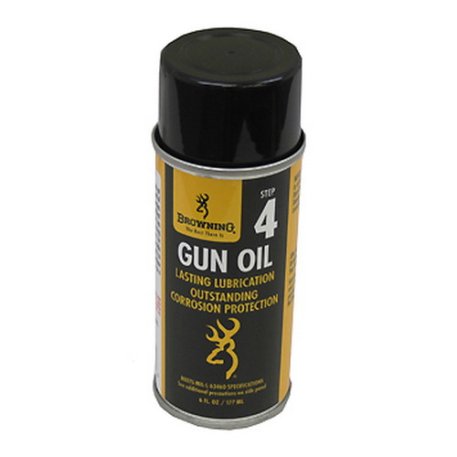 Browning Step 4 Gun Oil 124040