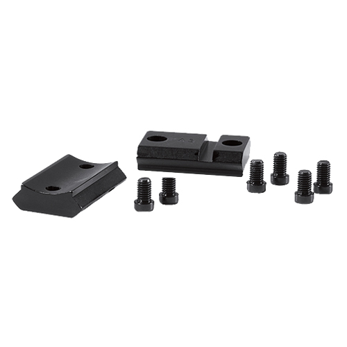 Browning 12553 2-Piece Base For Browning X-Bolt Weaver Style Black Gloss Finish