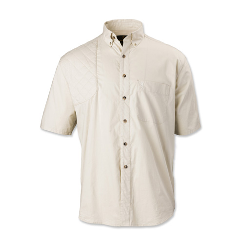 Browning Creek SS Shirt Sand S