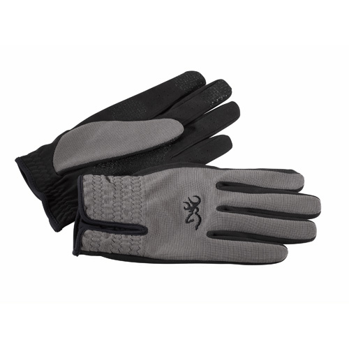 Browning 3070137904 Trapper Creek Glove X-Large, Charcoal