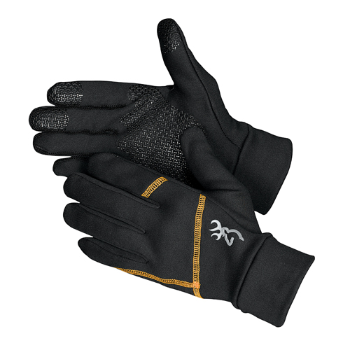 Browning 3070159901 Team Browning Glove Small, Black