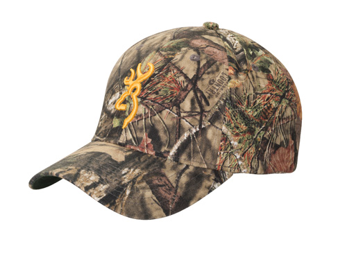 Browning Rimfire 3D Buckmark Cap Mossy Oak Breakup Country