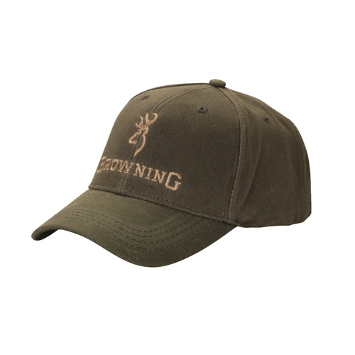 Browning Solid Color Cap Olive