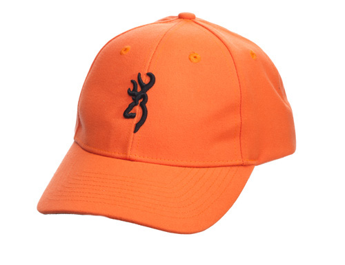Browning Cap Youth Safety Blaze