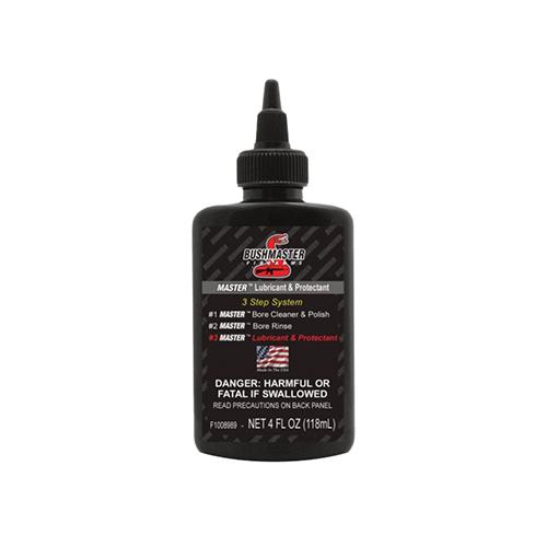 Bushmaster 93658 Master Lubricant & Protectant 4 oz Bottle