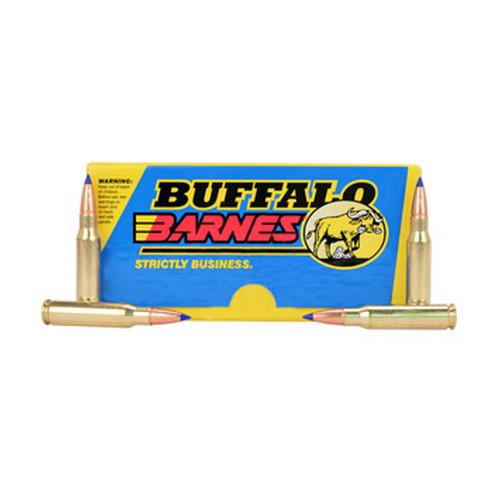Buffalo Bore 39B 20 Rifle 308 Win 7.62 Barnes Tipped TSX BT 150 GR 20Box 12Case
