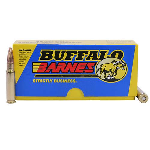 Buffalo Bore Ammo 41B 20 Rifle 358 Win Barnes TSX 225 GR 20Box 12Case