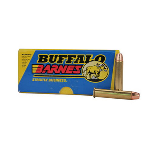 Buffalo Bore Ammo 8D 20 Rifle 45-70 Gov FMJ 500 GR 20Box 12Case