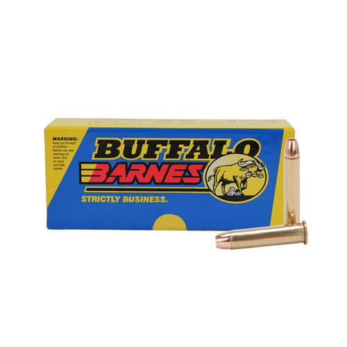 Buffalo Bore Ammo 8G Rifle 45-70 Gov Barnes TSX Flat Nose 350 GR 20Box|12Case