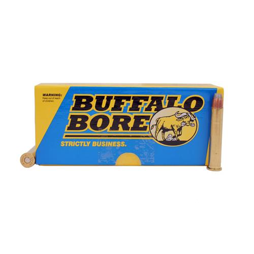Buffalo Bore Ammo 11C 20 Rifle 38-55 Win JFN 255 GR 20Box 12Case