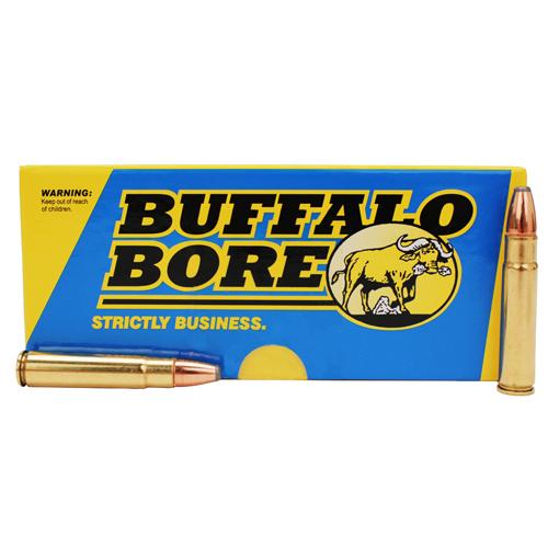 Buffalo Bore Ammo 17A 20 Rifle 35 Rem JFN 220 GR 20Box 12Case