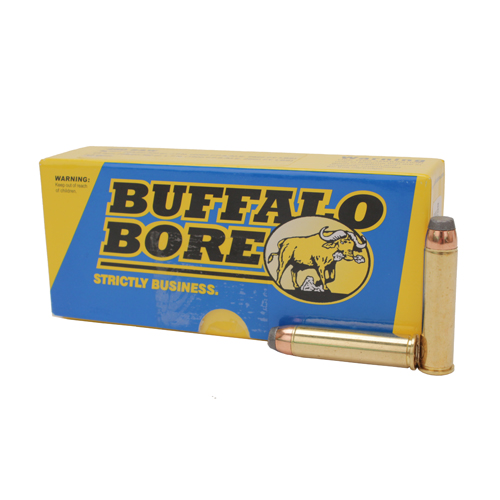 Buffalo Bore Ammunition 26A|20 460 S&W Mag JFN 300GR 20Box|12Case