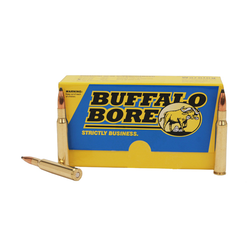 Buffalo Bore Ammo 40C|20 30-06 Springfield Spitzer Supercharged 180GR 20Bx|12Cs
