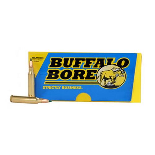 Buffalo Bore S22355 Rifle 223 Rem|5.56 NATO Ballistic Tip 55 GR 20Box|12Cs
