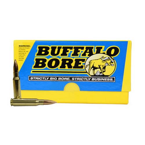 Buffalo Bore Ammo S308175 Rifle 308 Win (7.62 NATO) BTHP 175 GR 20Box 12Case