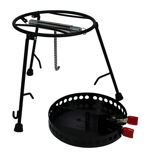 Campmaid 60005 Combo Set 2 Piece, Lid Lifter Charcoal Holder