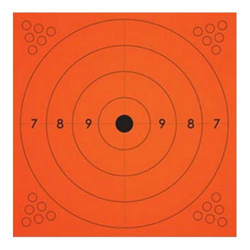 Champion Targets ADHSVE Target 13X13 Orange 10pk