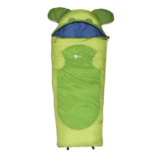 Chinook Cubs Sleeping Bag Green