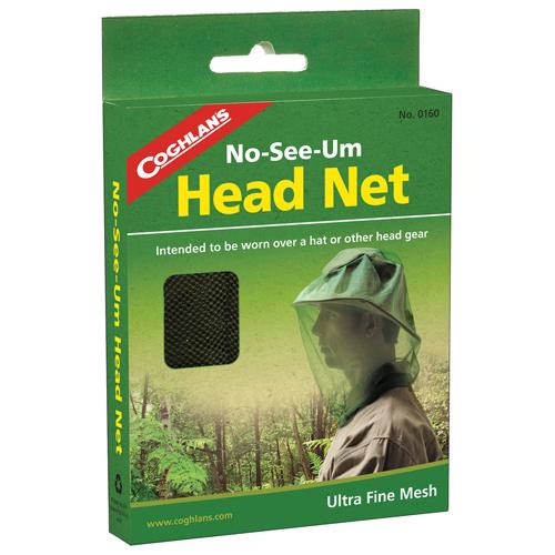 Coghlans No-SEE-UM Head Net
