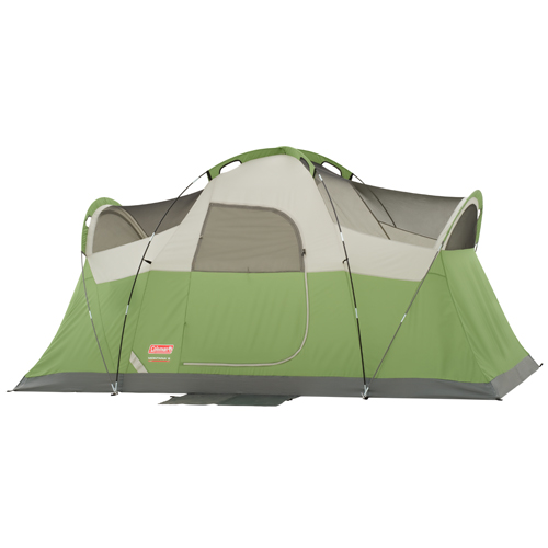 Coleman Montana Tent 12' x 7', 6 Person