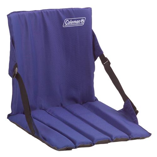 Coleman Chair Stadium Seat, Blue