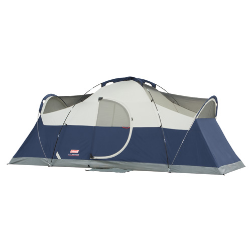 Coleman Montana Tent Elite, 16' x 7', 8 Person w|LED