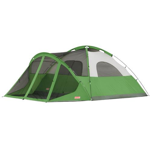Coleman Evanston Tent 15' x 12', 8 Person, Screened